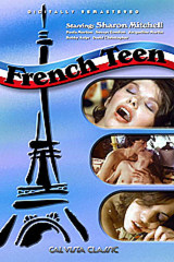 French Teen - classic porn movie - 1977