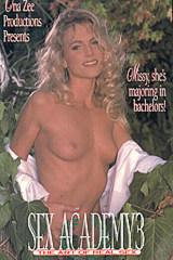 Ona Zee's Sex Academy 3 - classic porn movie - 1995